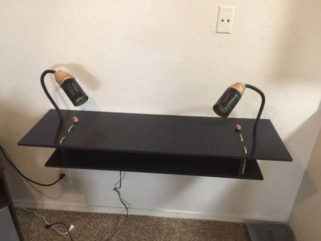 Thomas' Desk