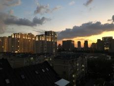 Shanghai Sunset 1