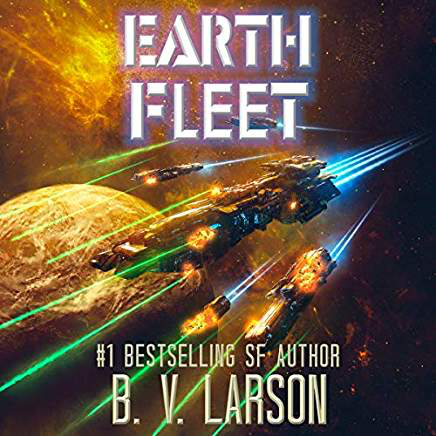 Earth Flee: Rebel Fleet, Book 4