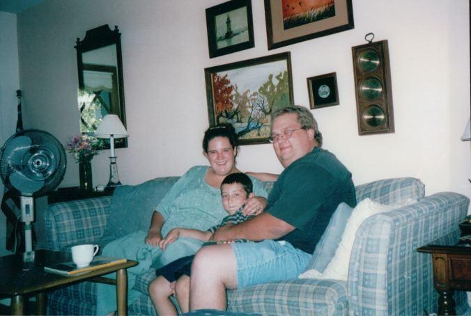 Ian, Amanda and Zachary
